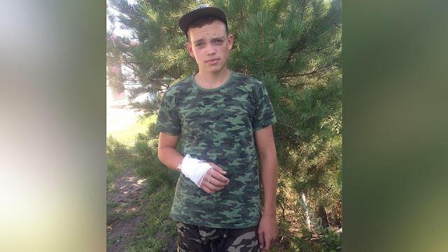 Подросток спас женщину из горящего дома под Саратовом!