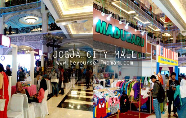 Shopping Wonders Jogja City Mall - BCA