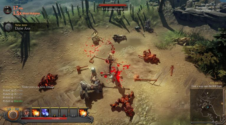 Vikings Wolves of Midgard PC Full Español