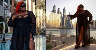 I pray Nigeria can be like Dubai – Eniola Badmus