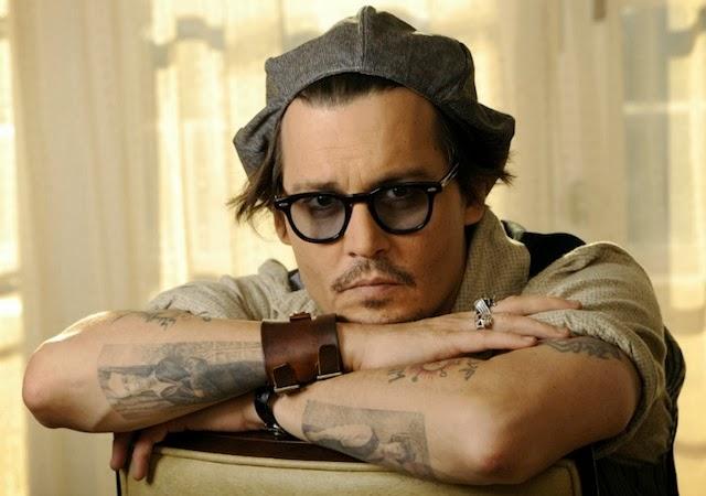 Johnny Depp Diet Plan