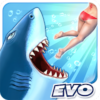 Hungry Shark Evolution Apk Mod (Unlimited Coins/Gems)