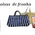 ✂Customização:Faça suas sacolas retornáveis usando fronhas✂