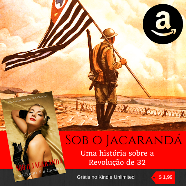 Sob o Jacarandá