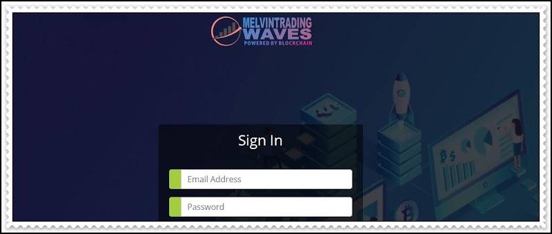 Мошеннический сайт melvintradingwaves.com – Отзывы, развод. Компания Melvin Trading мошенники