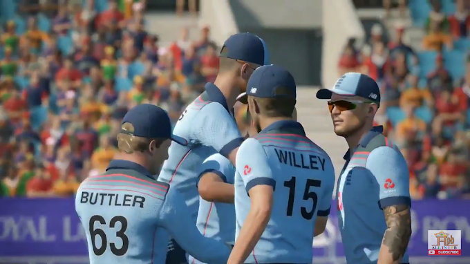 Ea Cricket 19 Download For Android | Ultra Hd Graphics