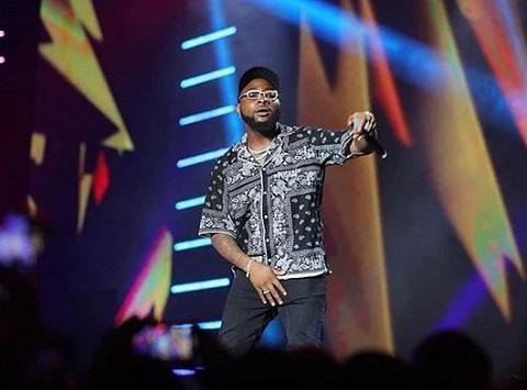 Wizkid Exempted As Burna Boy, Naira Marley, Davido Shine At Soundcity MVP Awards
