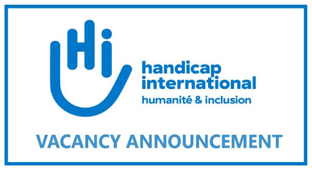 Jobs at Handicap International Nepal for Physiotherapist