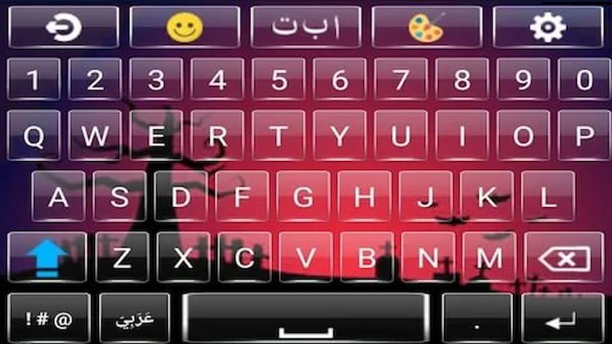 تنزيل برنامج Arabic keyboard typing tutor