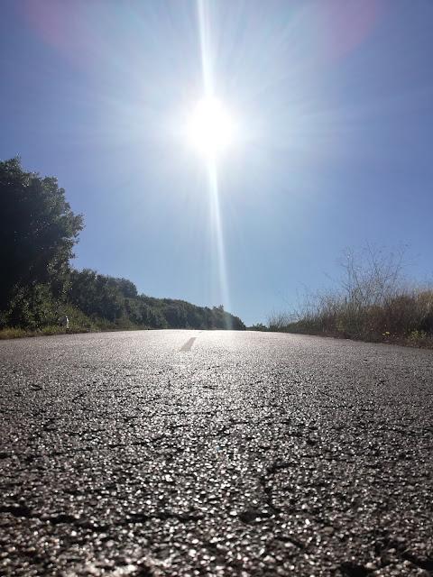 caminho  estrada road