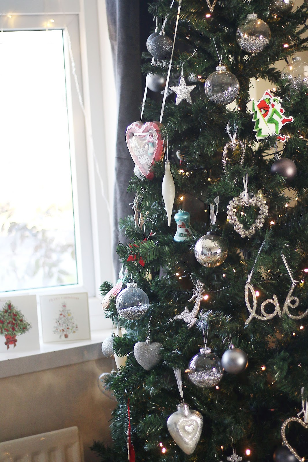 Christmas Decoration House Tour Dizzybrunette