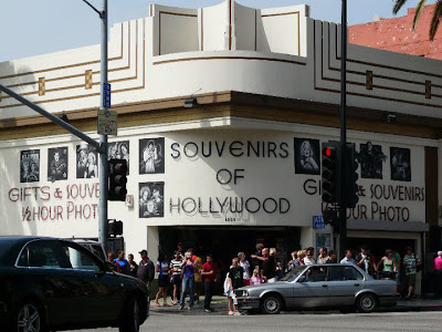 visite de Hollywood Boulevard Los Angeles