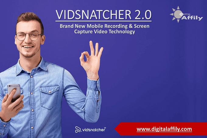 VidSnatcher Cloud Video Editor