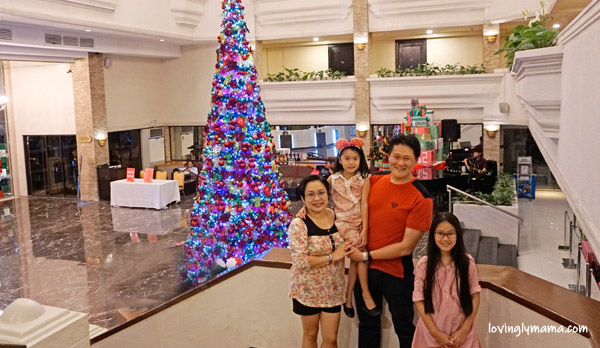 L'Fisher Hotel Bacolod - Bacolod hotels - Christmas Tree of Hope - charity - Christmas - Bacolod blogger - Bacolod mommy blogger - holiday buffet