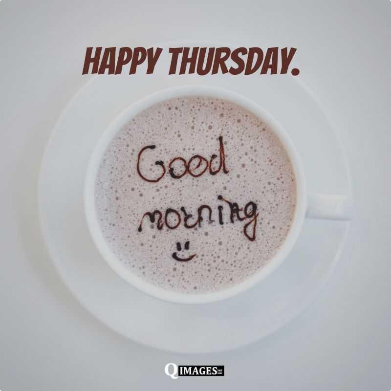 Good Morning Thursday Images