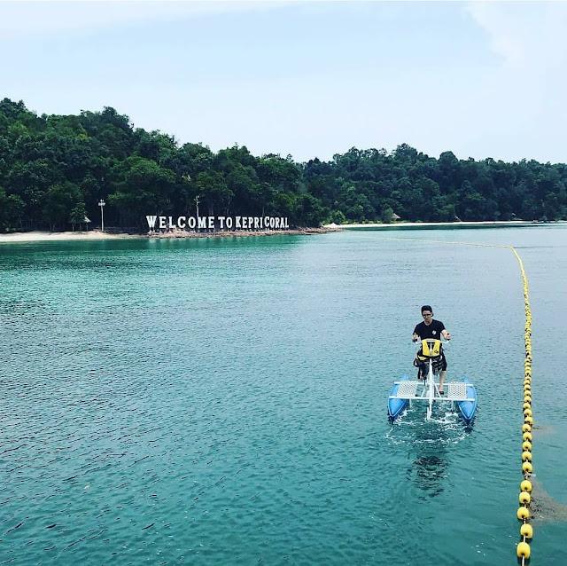 @leo.odranoel - Explore Batam Digital Kepri Coral Promotion Society