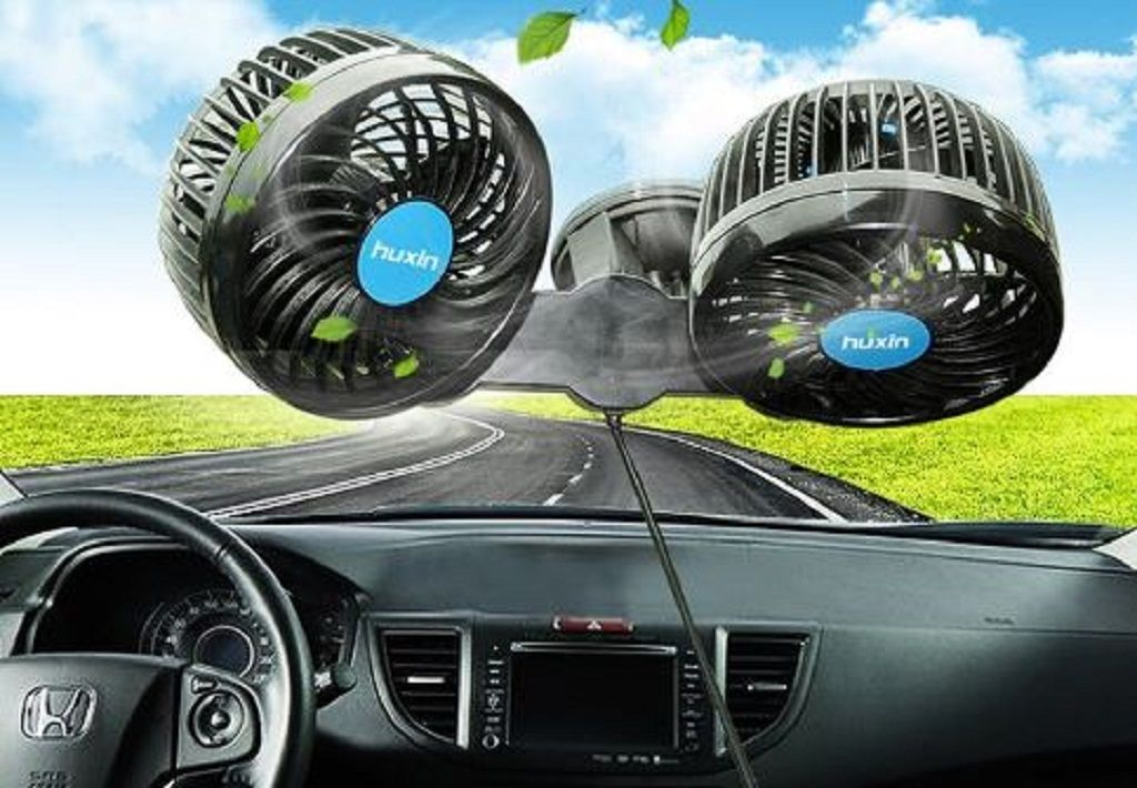 Những phụ kiện giảm nắng nóng trong xe ô tô vào những ngày hè sắp tới