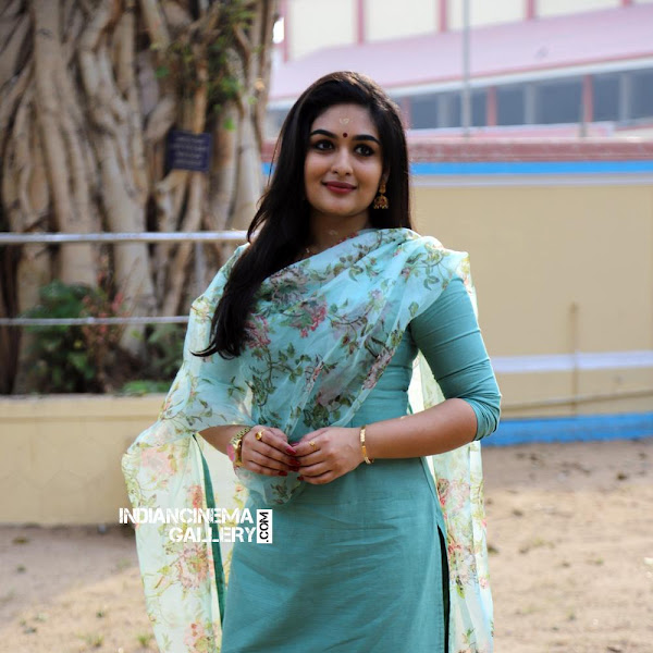 Prayaga Martin latest photos from Oru Pazhaya Bomb Kadha Pooja