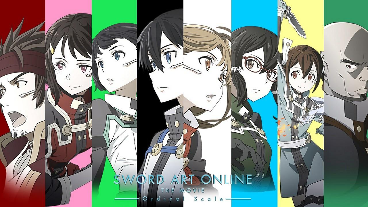 Review Anime Movie Sword Art Online : Ordinal Scale  |  Ketika AR Menggantikan VR