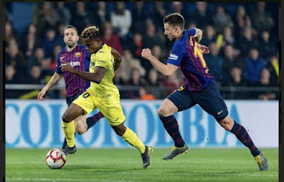 Samuel Chukwueze: Barcelona line up bid for Nigerian star as Neymar's alternative