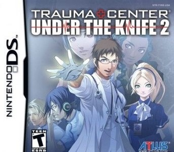 Rom Trauma Center Under the Knife 2 NDS