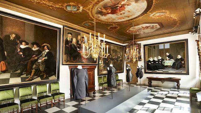 O que ver/fazer no Museu Histórico de Amsterdã