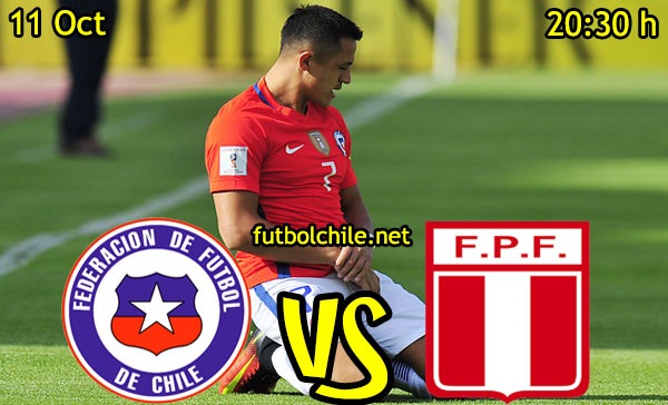 Ver partido completo full stream hd youtube facebook movil android ios iphone table ipad windows mac linux resultado en vivo, online:  Chile vs Perú