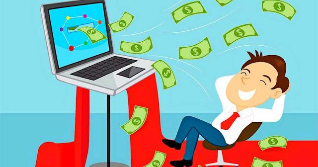 Заработок в интернете, как получать высокую прибыль и получить финансовую независимость сегодня