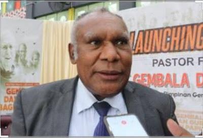 Persekutuan Gereja Papua Barat Kutuk Pembakaran Pesawat MAF di Intan Jaya oleh KKB