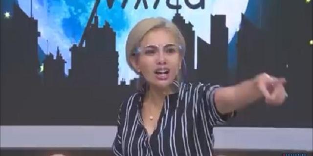 """Makin Berani, Nikita Tantang HR5 Buktikan Cucu Nabi, """"Tes DNA-mu Itu Manusia Karbit!"""""""