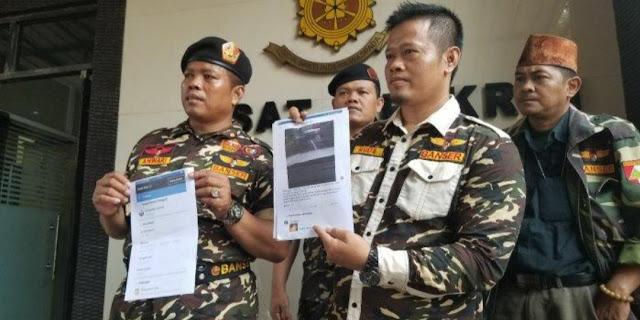 Viral Video Pria Bermobil Pelat TNI, Banser Laporkan Dugaan Pencemaran Nama Baik