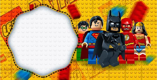 20 best lego birthday invitations