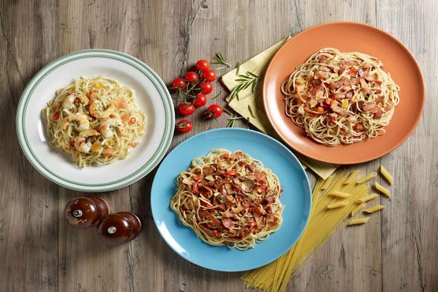 Choáng ngợp trước những món ngon của ẩm thực Italia