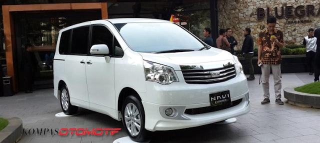 Pinjaman Uang Gadai Bpkb Mobil TOYOTA Nav di Bandung dan Cimahi