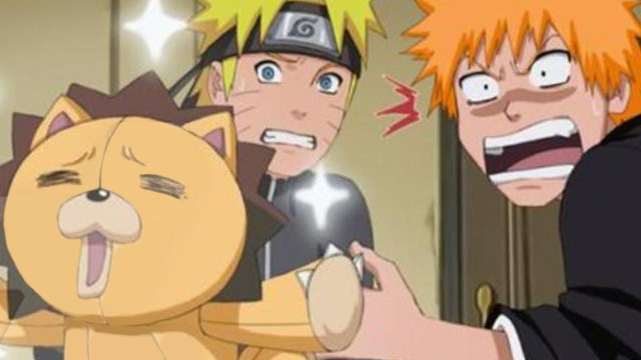 Bleach y Naruto relleno