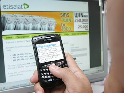 deactive etisalat services deducting your credit