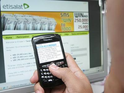 deactive etisalat services deducting your credit