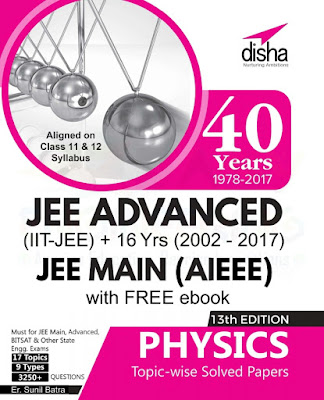 iitjee physics previous years solved question papers with solution pdf