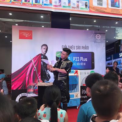 Thuê ảo thuật gia biểu diễn Noel 2021 tại Hà Nội