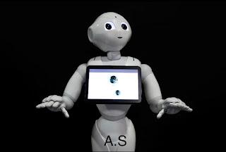 فيروس كورونا.. مهندسون يطورون روبوتًا يذكرك بارتداء قناعك