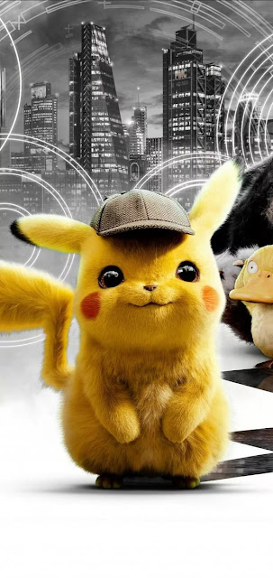 Hình nền pikachu cho điện thoại