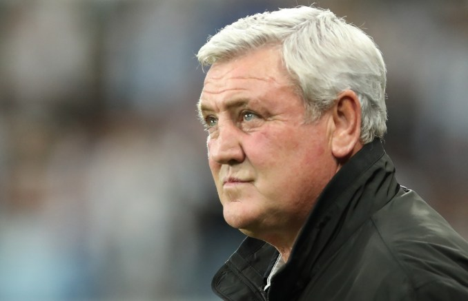 Newcastle Fans want Bruce sack upon takeover