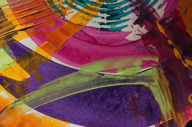 أجمل خلفية ألوان ولخبطة