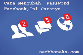 Cara Mengubah  Password Facebook,Ini Caranya 1