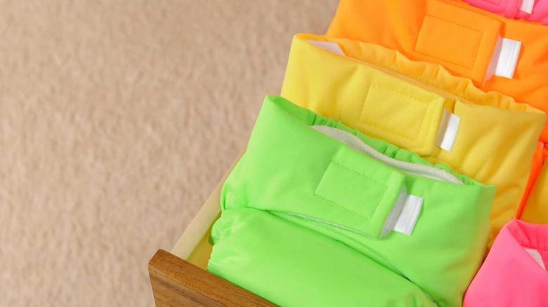 por qué usar pañales de tela