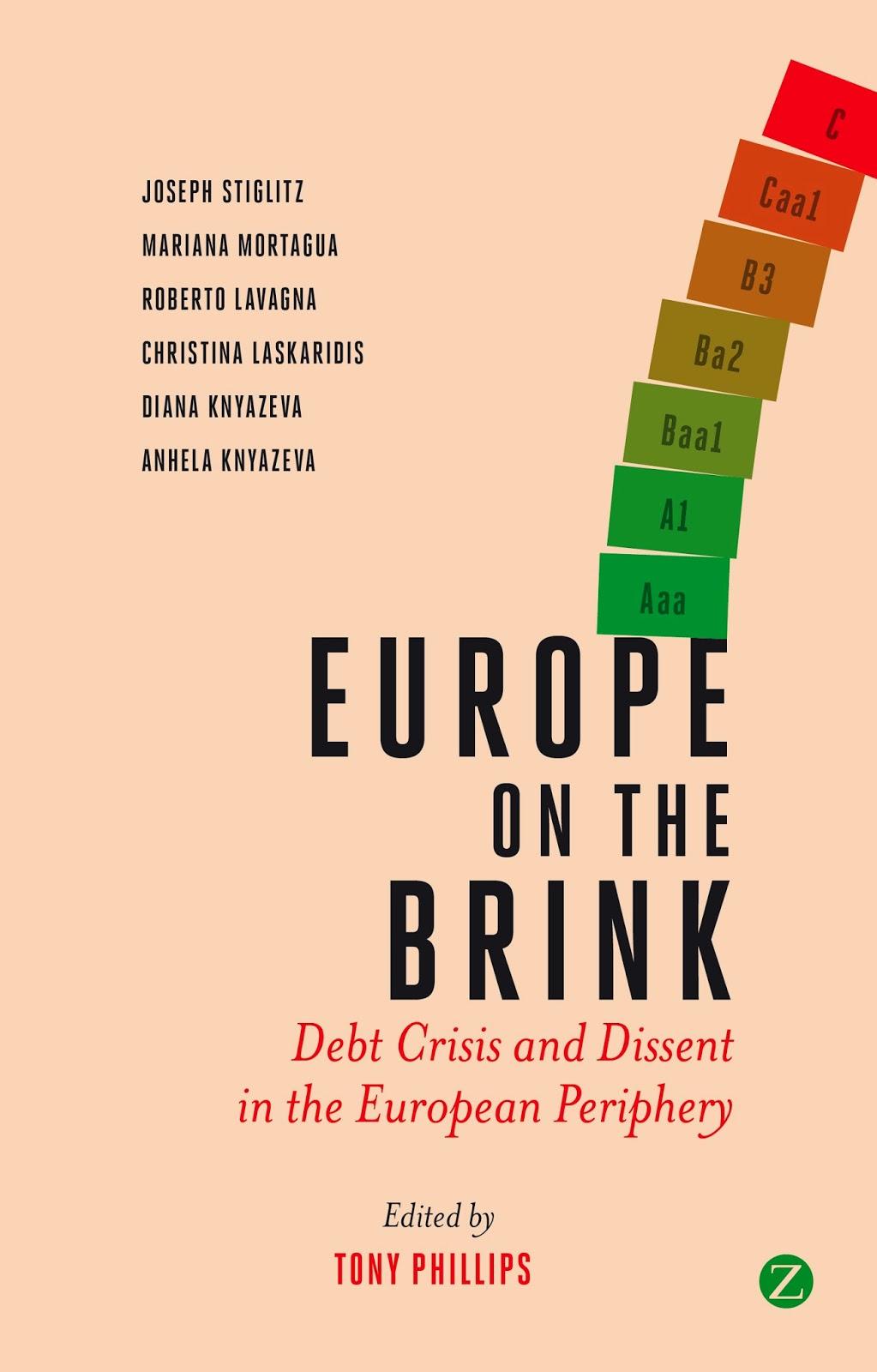 Causes of the European debt crisis