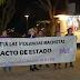 Mujeres en la Calle contra la ratificación de la sentencia de La Manada