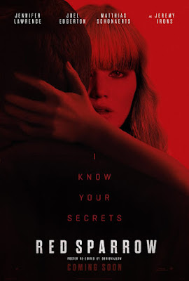 (18+) Red Sparrow (2018) Dual Audio [Hindi-DD5.1] 720p BluRay ESubs Download