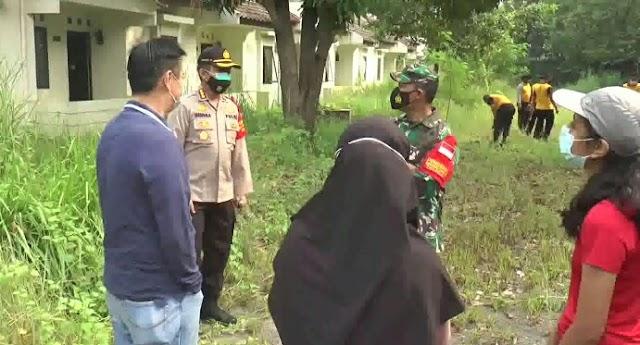 Kabupaten Bekasi Masuk Zona Merah, Gugus Covid-19 Siapkan 500 Kamar Wisma Dirgantara Di Cikut