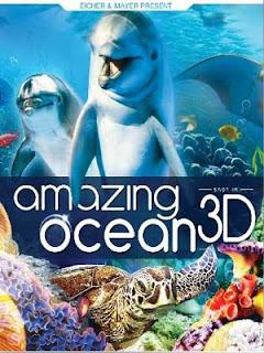 baixar capa Amazing Ocean   BDRip AVI Dual Áudio + RMVB Dublado